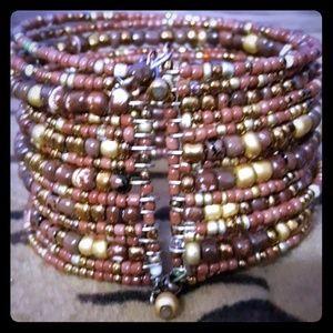 Multi bangle bracelet